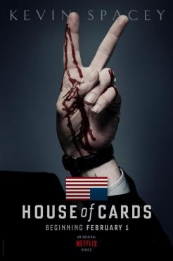 HOUSE OF CARDS POSTER 2