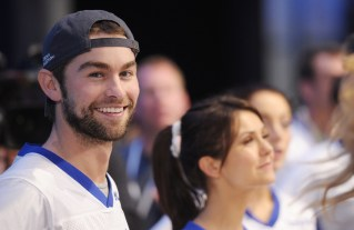 beach bowl 2013 chace crawford