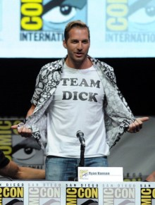 """Veronica Mars"" Special Video Presentation And Q&A - Comic-Con International 2013"