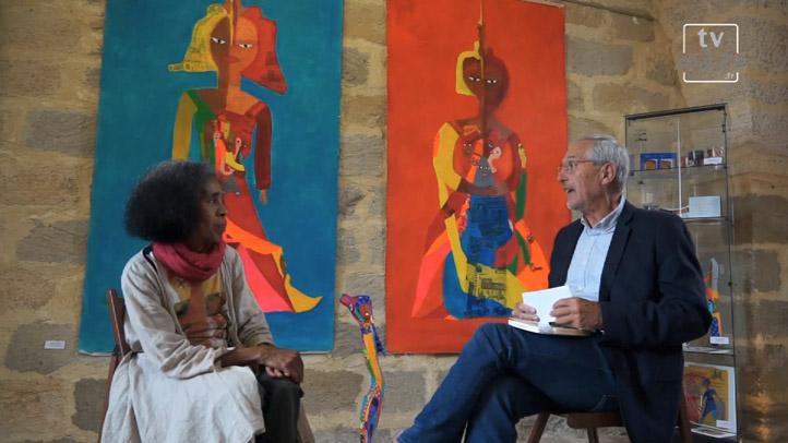 Rencontre avec Aconcha, artiste cubaine