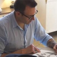 Philippe Briand-Seurat - ep2 : Un dessinateur de talent