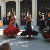 Les démos des associations : Flamenco et danse andalouse