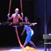 Le cabaret d'un soir - les artistes de la compagnie Luna Collectif