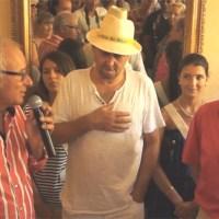 Michel Cordes et Jean-François Malet à l'honneur à Mèze