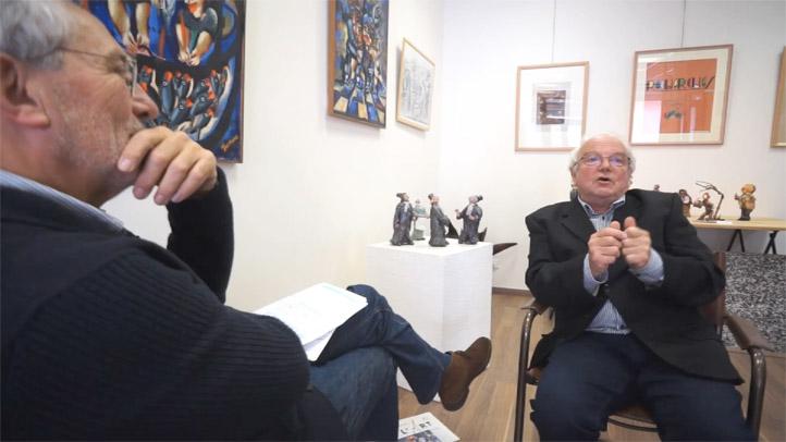 Gérard Chomarat, le passeur d'art - La grande Galerie d'Art contemporain de Lyon