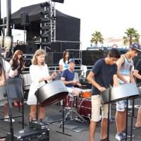 Stage de percussions du monde de l'école de musique de Mèze - Sérénade 4