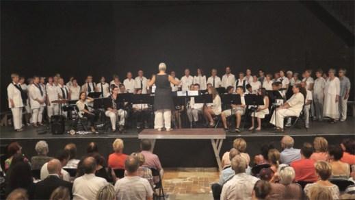 Chorale de l'école de musique de Mèze