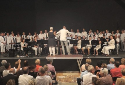 Orchestre ecole de musique de Mèze