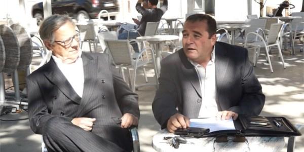 Gilles Phocas, candidat aux législatives de la 4 ème circonscription de l'Hérault