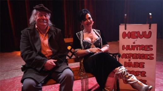 Carmen et Achille Zavatta
