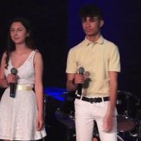 """Concours Thau en Scène 2019 - Angèle Cazorla et Anthony Malmasson  - finalistes catégorie """"Kids et ados"""""""