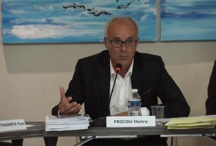 Henry Fricou