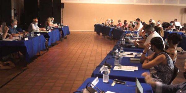 Conseil municipal de la ville de Mèze du 16 juin 2021 – part 1
