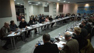 conseil municipal de la vile de Mèze du 17 novembre 2016