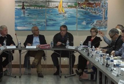 conseil municpal de Mèze du 23 fevrier 2017