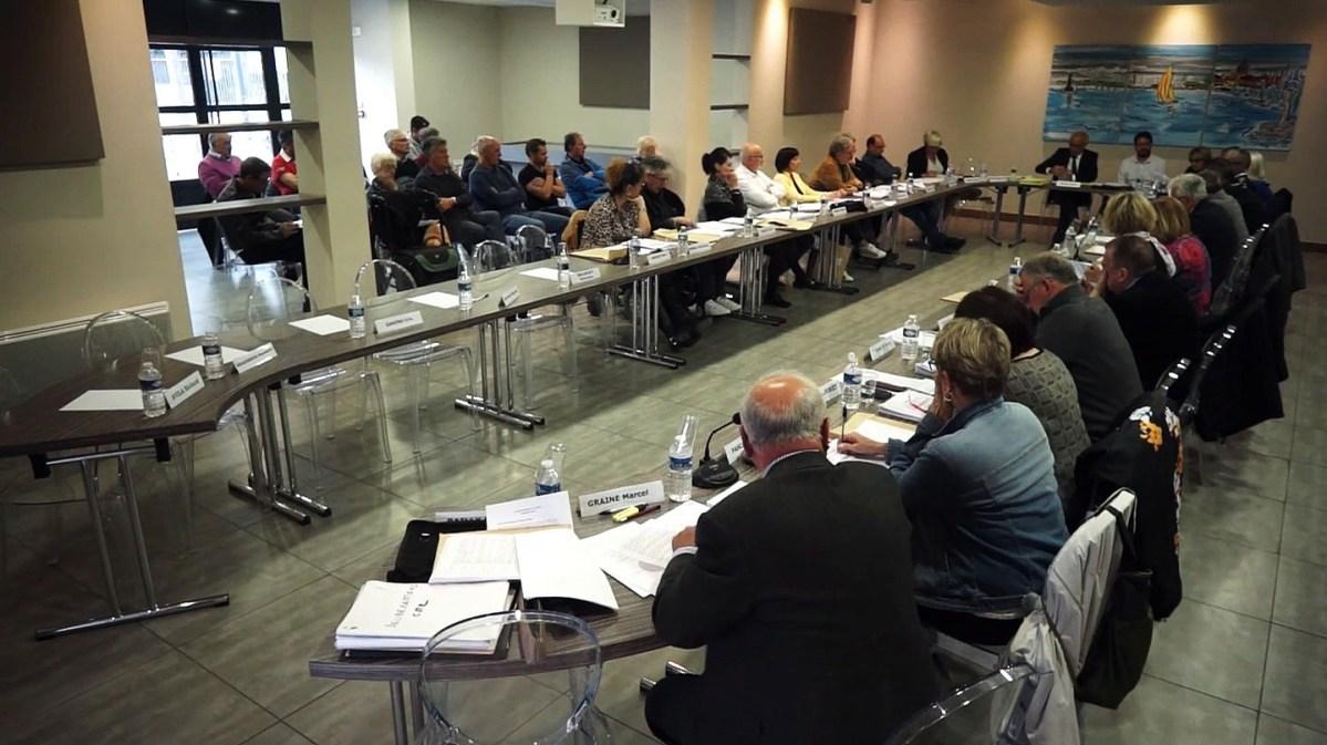 Conseil municipal de la ville de Mèze du 27 mars 2019 - Vote du budget Principal