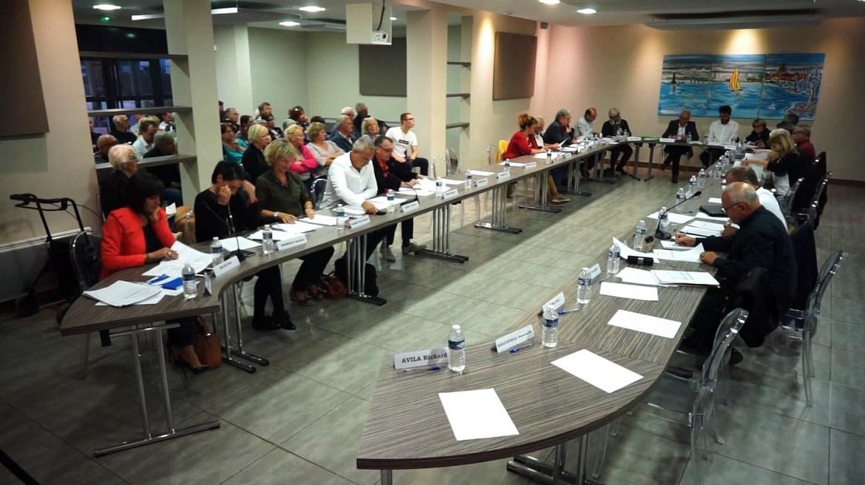 Conseil municipal de la ville de Mèze du 15 octobre 2019 –  finances 2