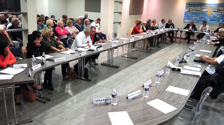 Conseil municipal de la ville de Mèze du 15 octobre 2019 –  questions diverses