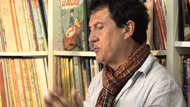 Rencontre avec Curd Rydel, auteur de bandes dessinées