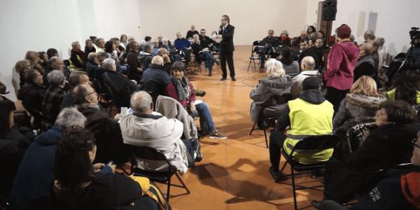 Le grand débat national à Mèze