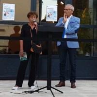 Inauguration du Carré d'Art Louis Jeanjean