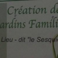 Jardins potagers, jardins partagés