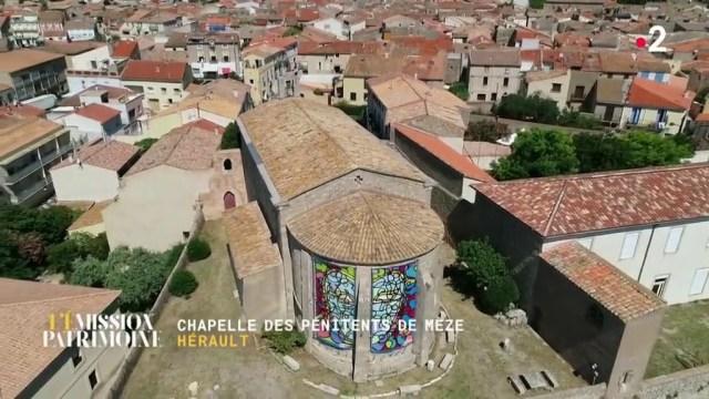 L'émission patrimoine – Chapelle des pénitents de Mèze
