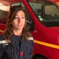Les femmes sapeurs-pompiers à l'honneur