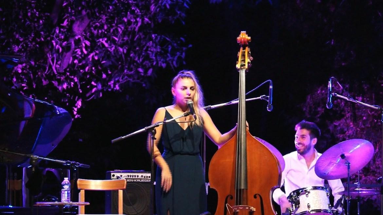 Naturally d'Abbey Lincoln par Naïma Quartet au Festival Tourbes O' Jazz