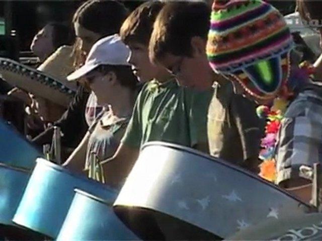 Présentation du steel drum