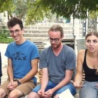 Rencontre avec Naïma Quartet au Festival Tourbes O' Jazz