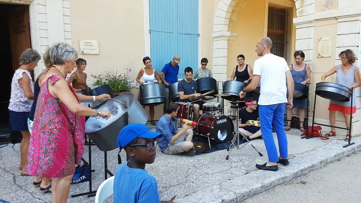 Stage de Percussions 2018 - Sérénade 4