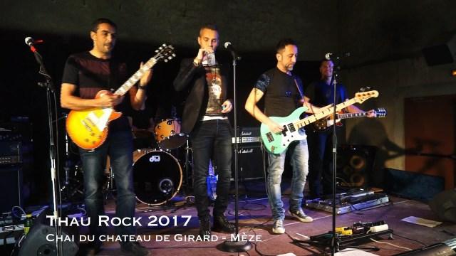 Thau Rock 2017 : Replay – «Ici Paris» de Noir Désir