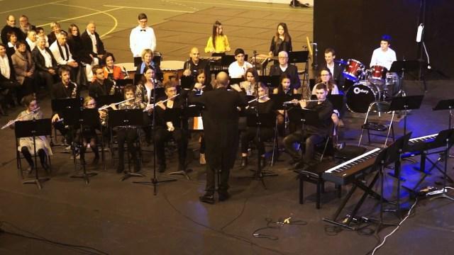 Une soirée à l'Opéra avec l'école de musique de Mèze – Extraits