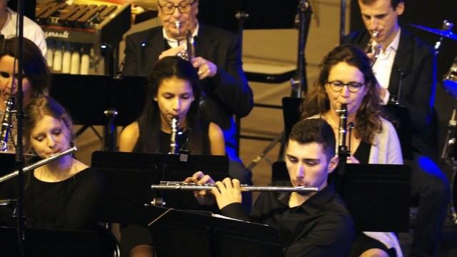Une soirée à l'Opéra avec l'école de musique de Mèze
