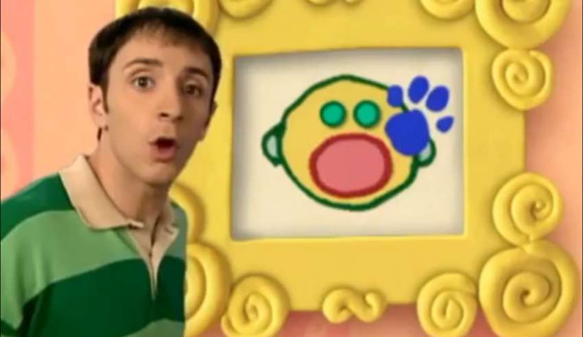 Blue's Clues Revival Is Coming Soon But What About Steve?