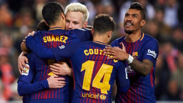 """""""Барселона"""" се класира за пети пореден финал"""