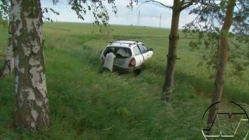 Верижна катастрофа с 3 коли