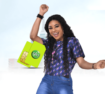 Every recharge from Glo comes with a 22X bonus.