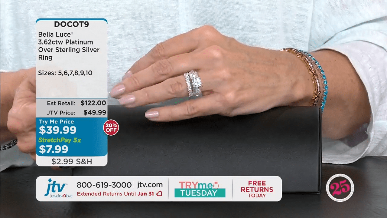 Jewelry Television Live Stream 2-30-24 screenshot