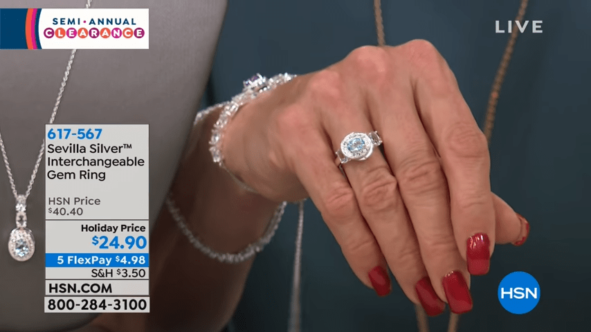 HSN _ Jewelry Clearance 12.21.2018 - 07 PM 52-45 screenshot