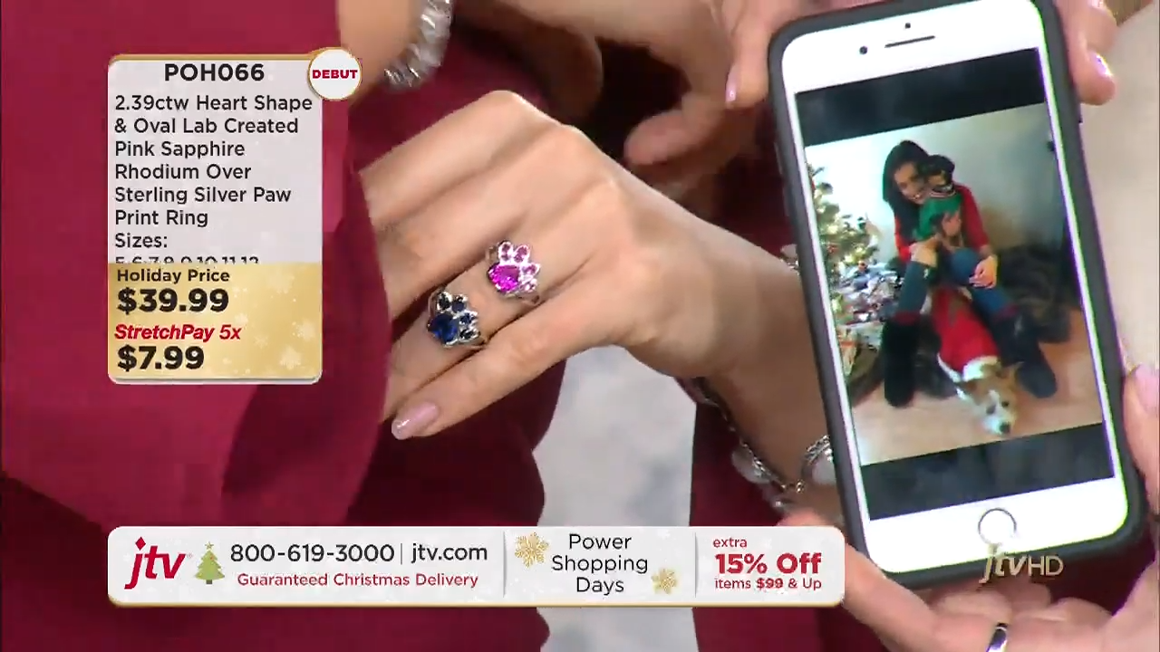 Jewelry Television Live Stream 5-12-45 screenshot