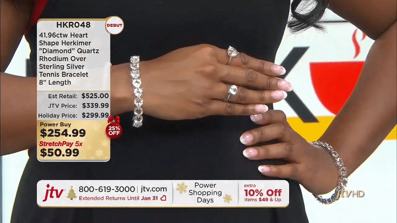 Jewelry Television Live Stream 6-9-24 screenshot