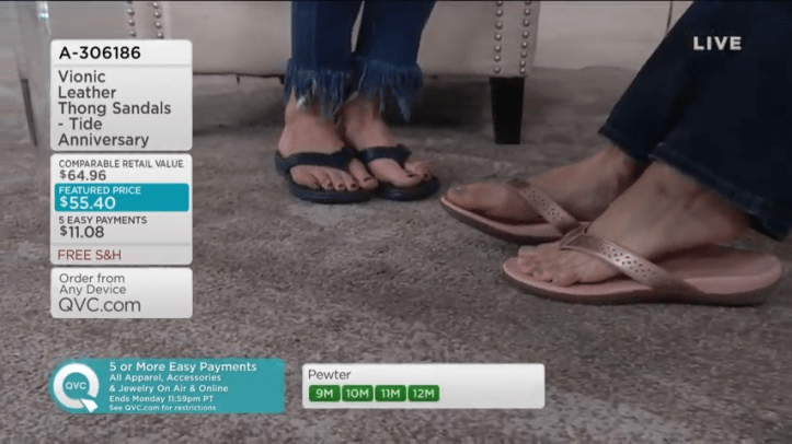 qvc live stream 13-8-19 screenshot