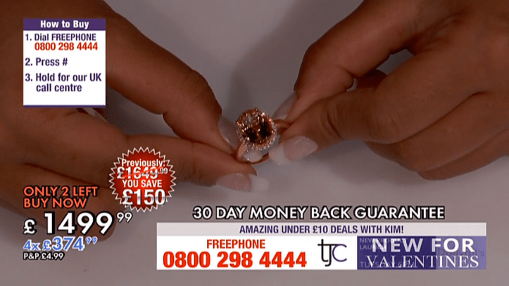 tjc live - explore jewellery, beauty, lifestyle, fashion products & gift ideas, online in uk europe 12-31-20 screenshot