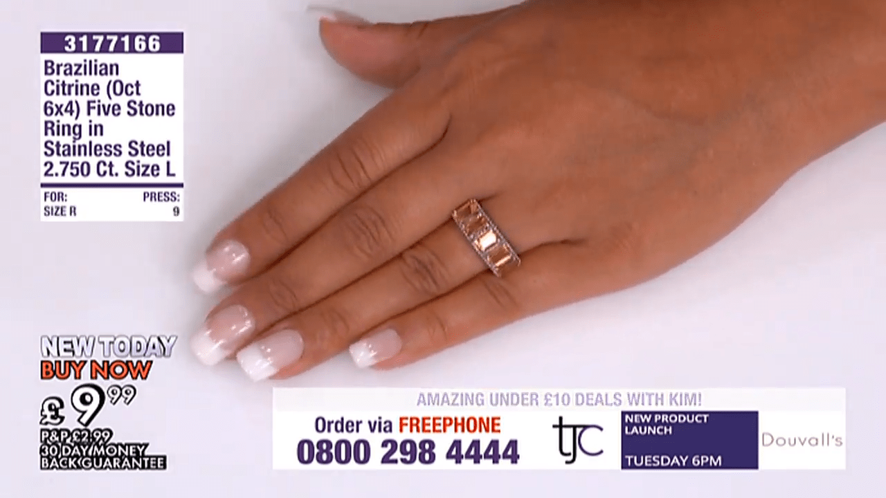 tjc live - explore jewellery, beauty, lifestyle, fashion products & gift ideas, online in uk europe 9-30-7 screenshot