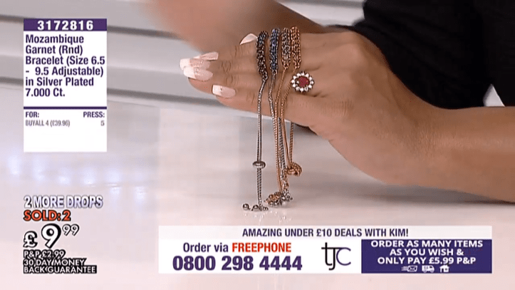 tjc live - explore jewellery, beauty, lifestyle, fashion products & gift ideas, online in uk europe 9-5-58 screenshot