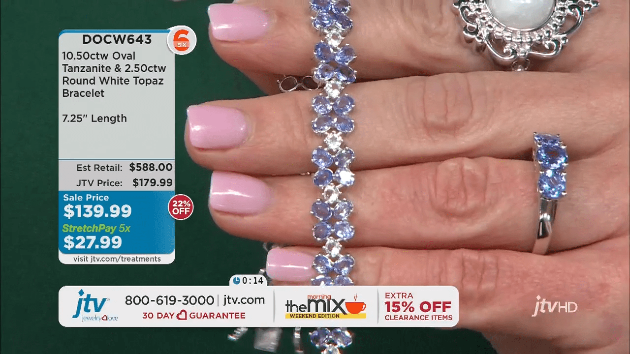 Jewelry Television Live Stream 13-18-55 screenshot