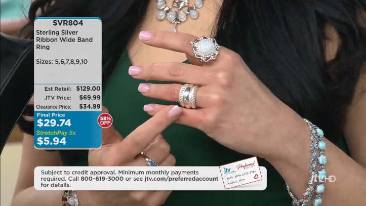 Jewelry Television Live Stream 13-36-0 screenshot