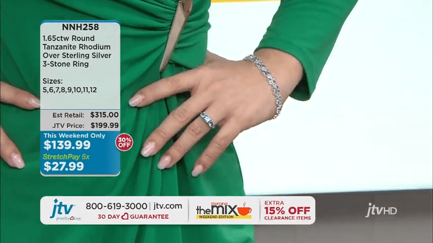 Jewelry Television Live Stream 14-12-50 screenshot